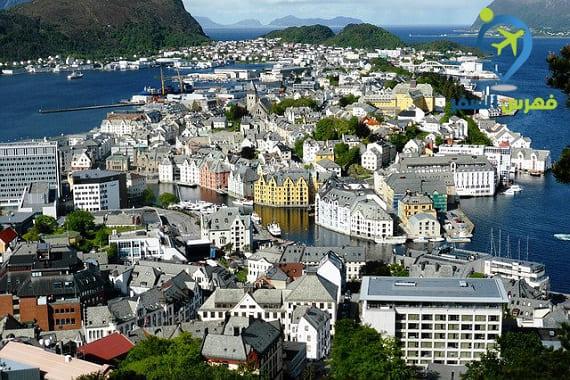 شروط الزواج في النرويج