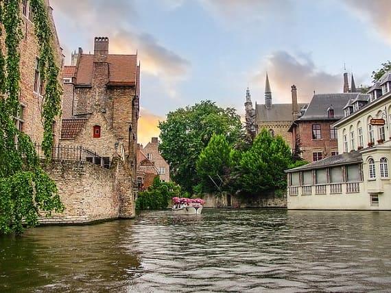 معلومات سياحية عن بلجيكا