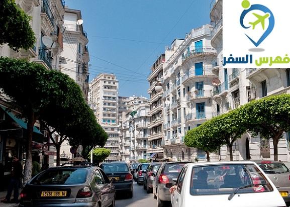 سفارة جمهورية الجزائر في مصر