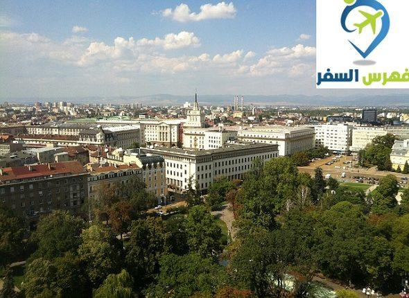 سفارة بلغاريا بالقاهرة