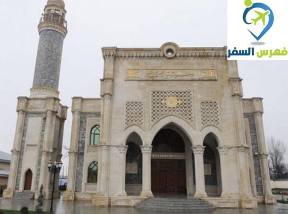 مسجد قابلا اذربيجان