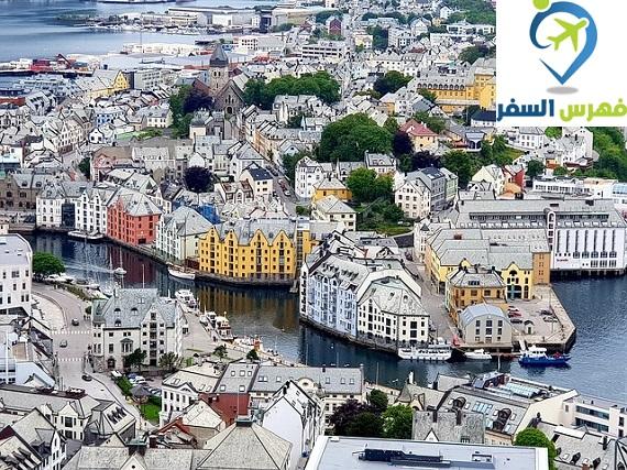 مميزات الحياة في النرويج