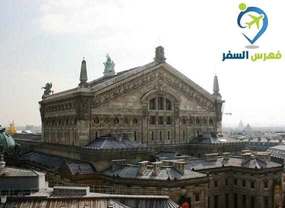 قصر غارنييه في باريس