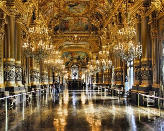 دار الأوبرا في باريس