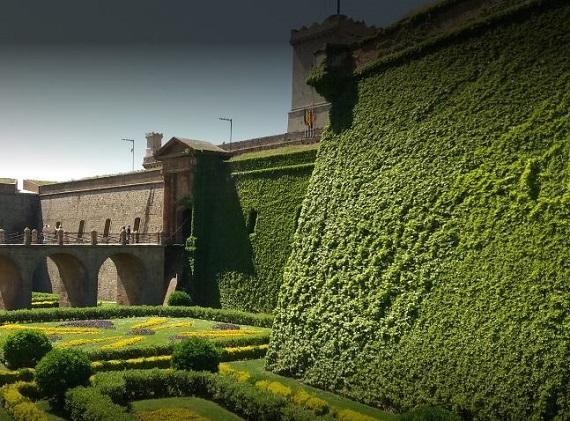 قلعة مونتجويك برشلونة