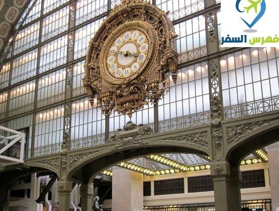 متحف أورسيه باريس