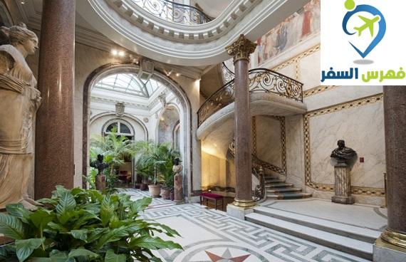 متحف جاكمار أندريه في باريس