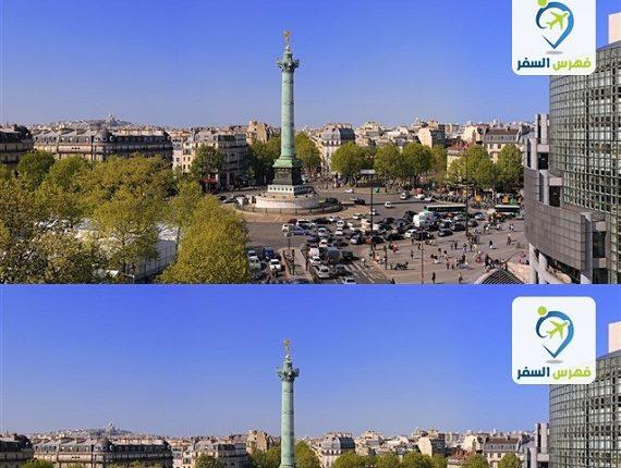 ساحة الباستيل باريس