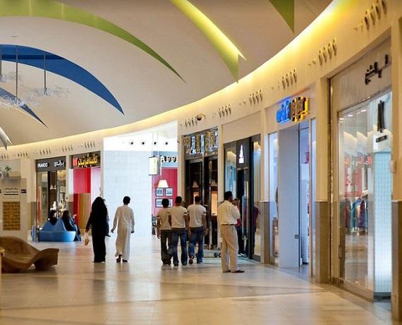 محلات النخيل مول الرياض