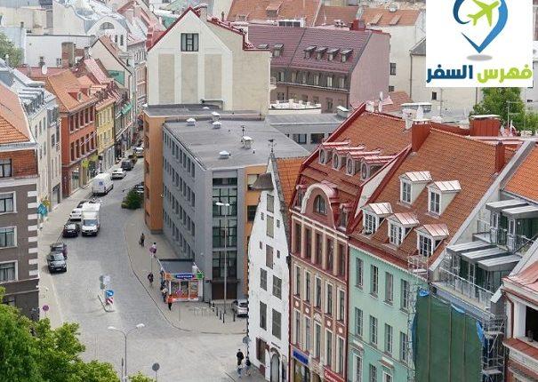 مميزات الهجرة الى لاتفيا