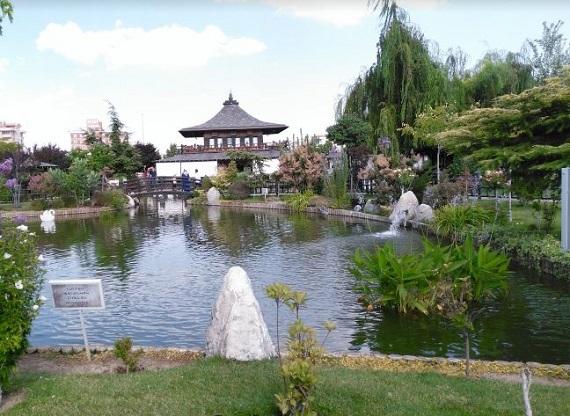 الحديقة اليابانية في قونيا