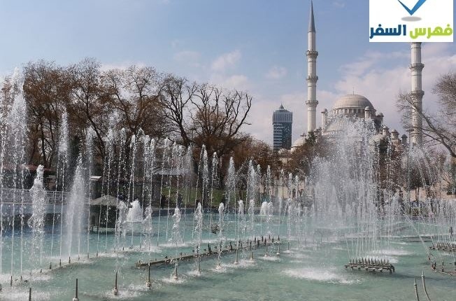 السياحة في قونيا التركية