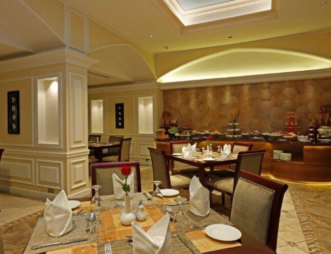 فندق رمادا الرياض شارع الملك عبدالعزيز