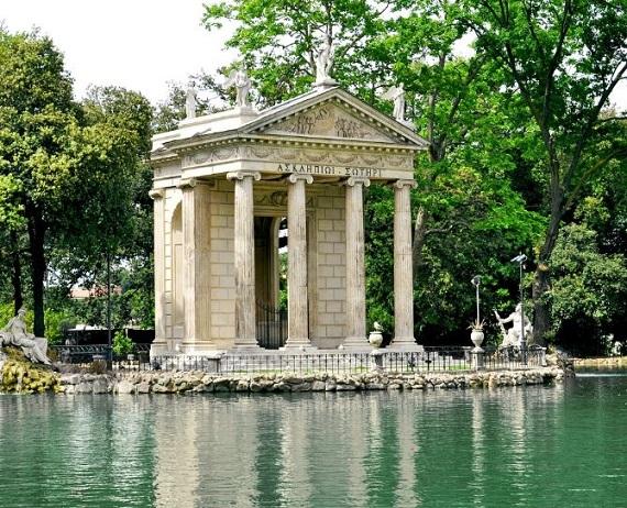 رحلتي الى روما
