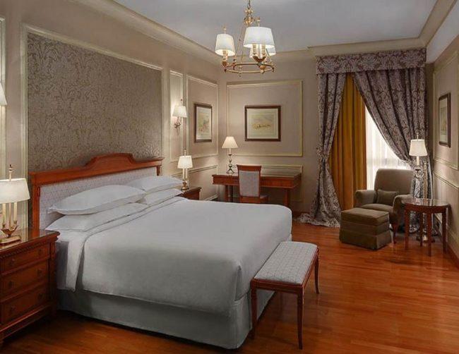 فندق الشيراتون في الرياض
