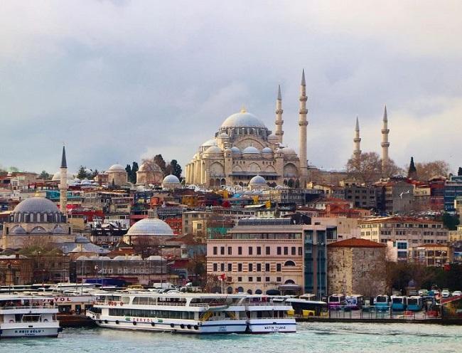 افضل الأماكن في اسطنبول للعائلات