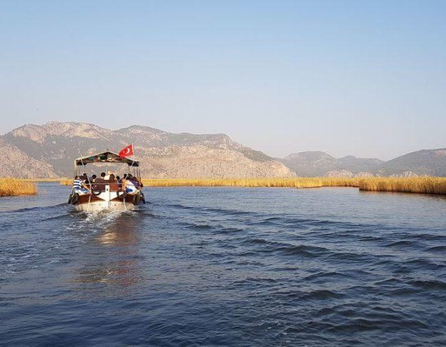 السياحة في تركيا داليان