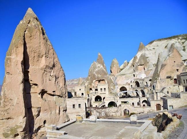 السياحة في غوريم تركيا