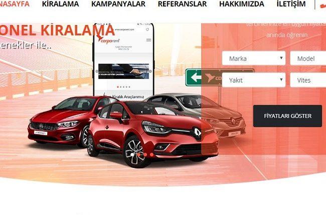 افضل شركة تاجير سيارات في تركيا