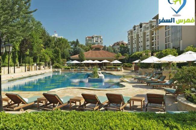 فندق جراند حياة اسطنبول