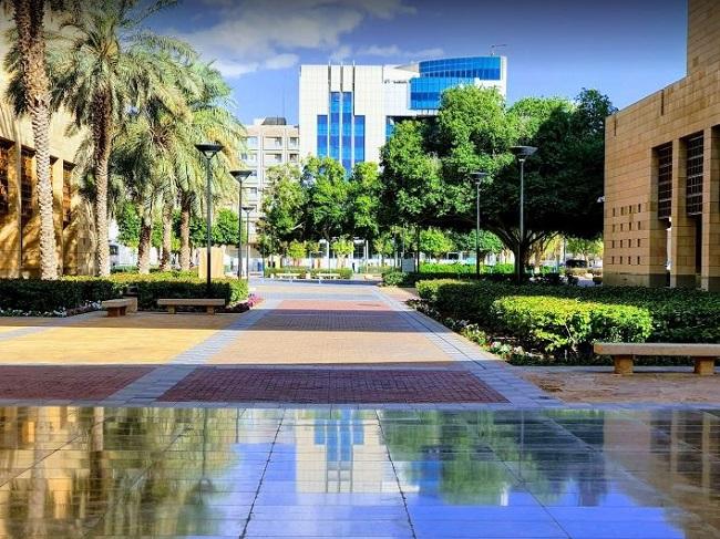 منتزه مركز الملك عبد العزيز التاريخي