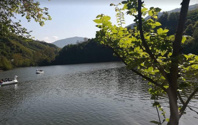 بحيرة سيراجول طرابزون تركيا