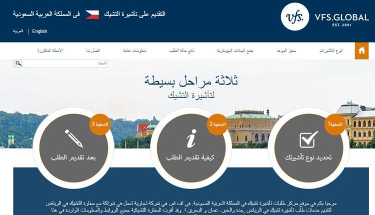 فيزا التشيك للسعوديين 2020