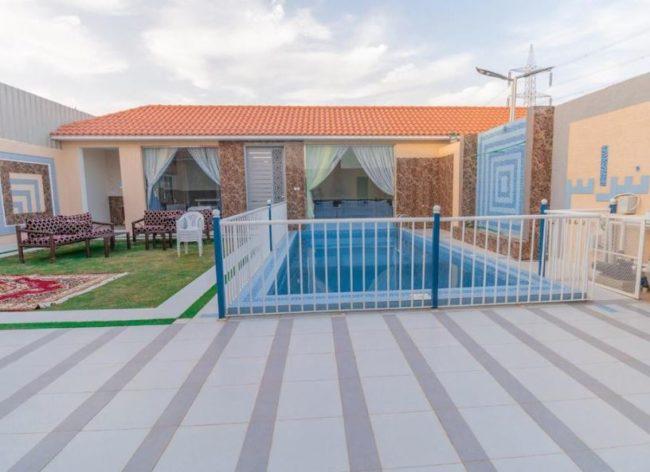 شاليهات الرياض بحي الرمال