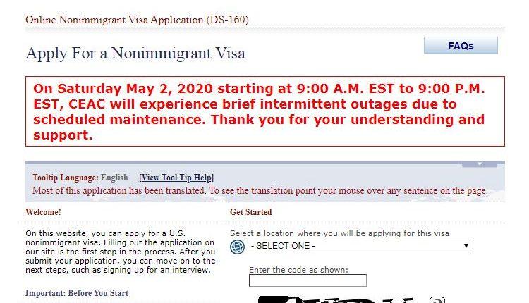 طلبات الفيزا الامريكية السياحية للسعوديين