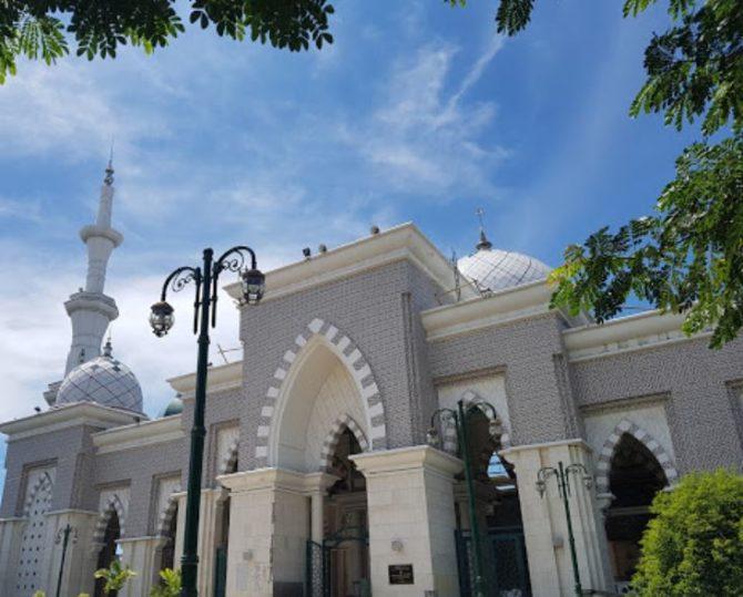 مسجد امير المؤمنين ماكاسر