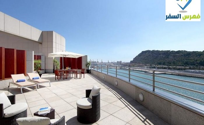 افضل فنادق برشلونة 2020