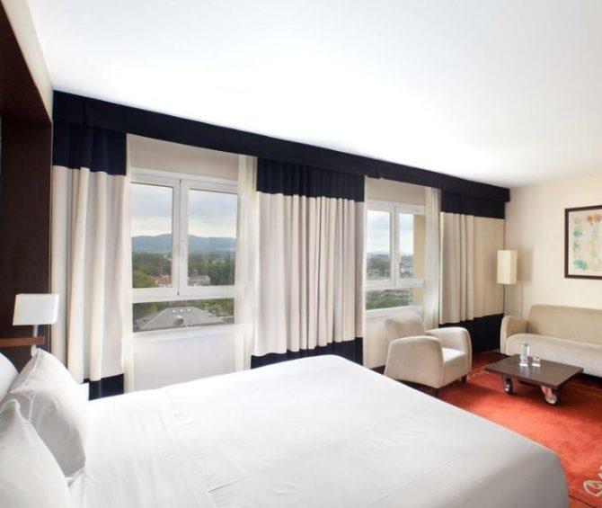 الفنادق في فيتوريا جاستيز اسبانيا