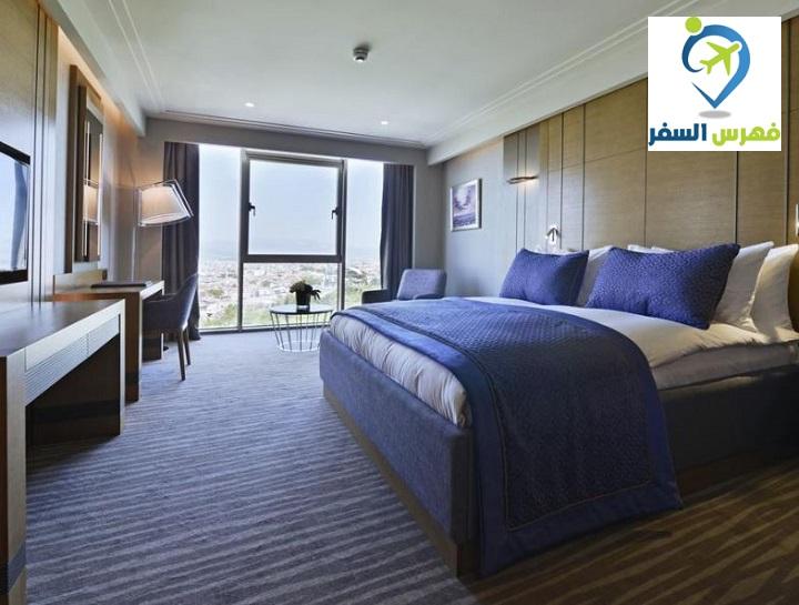 فنادق 5 نجوم في بورصة واسطنبول