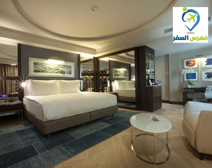 فنادق في بورصة واسطنبول