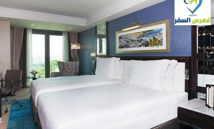 ميزات فندق راديسون بلو إسطنبول بيرا