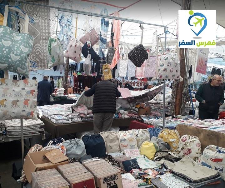 أسواق الملابس الرخيصة في اسطنبول تركيا