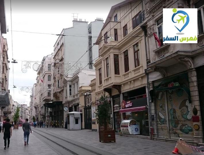 افضل شوارع اسطنبول للتسوق
