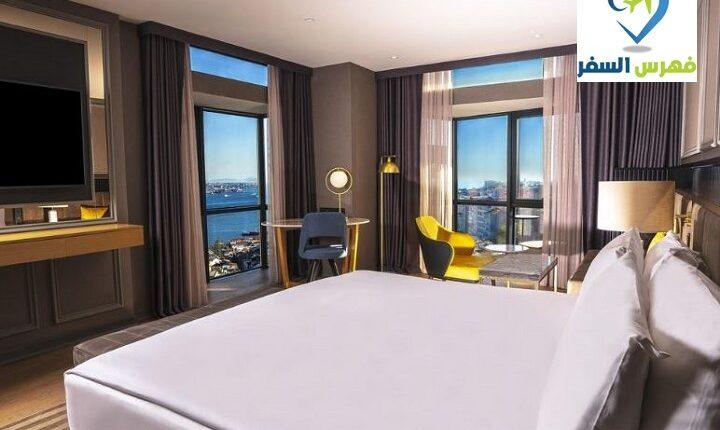 فندق سوفتيل اسطنبول ميدان تقسيم