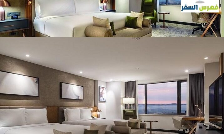 فندق شتيجنبرجر اسطنبول مسلك