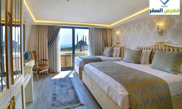 فندق أنثيميس اسطنبول تركيا