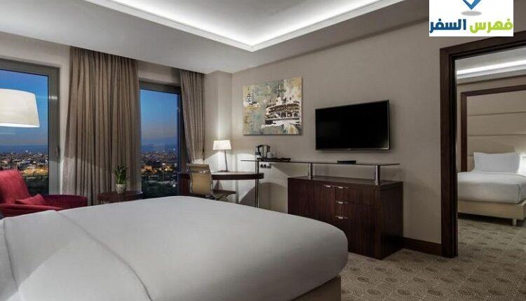 فندق دوبليتري باي هيلتون إسطنبول توبكابي