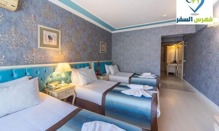 فندق فيفا ديلوكس اسطنبول تركيا