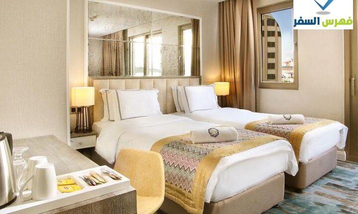 حجز فندق وسبا بيرير البوتيكي اسطنبول تركيا