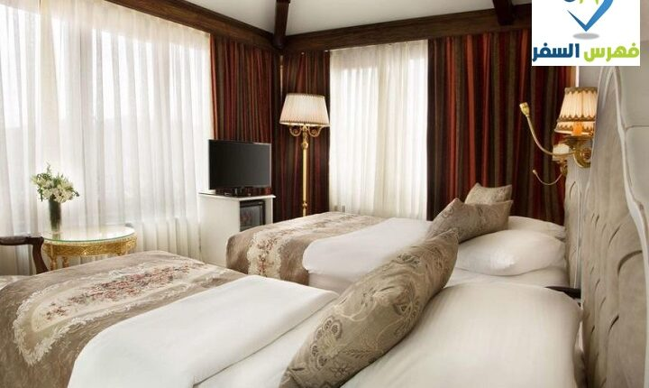 فندق وسبا بيست ويسترن إمباير بالاس اسطنبول