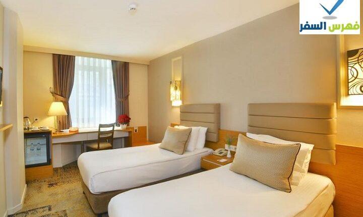 حجز فندق أول سيزونز اسطنبول