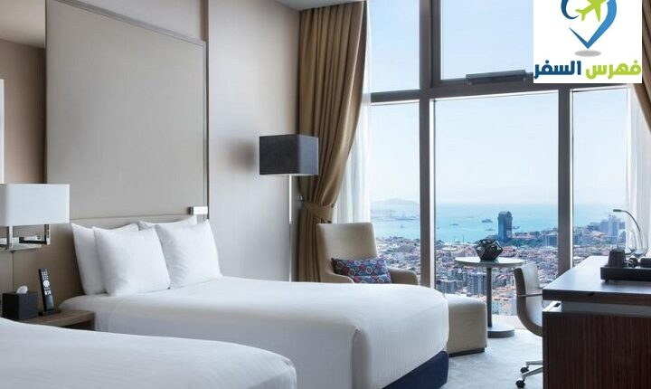 حجز فندق ماريوت اسطنبول شيشلي