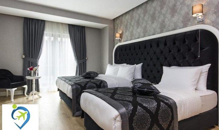 حجز فنادق وسبا دينسيتي اسطنبول