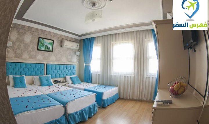 حجز فندق جراند هورييت اسطنبول