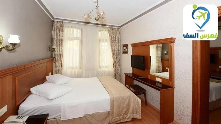 حجز فندق نيو هاوس اسطنبول