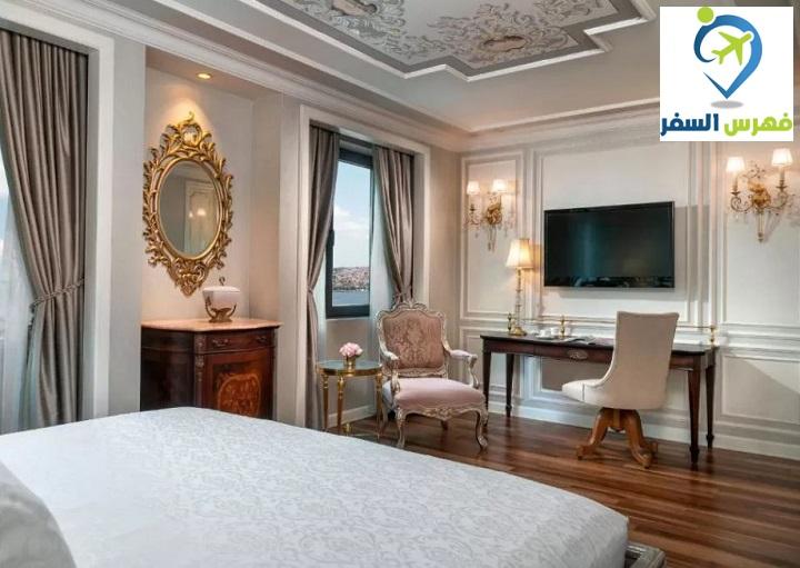فندق ريكسوس بيزا إسطنبول تركيا